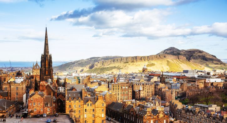 Top 10 Best Hotels in Edinburgh Old Town
