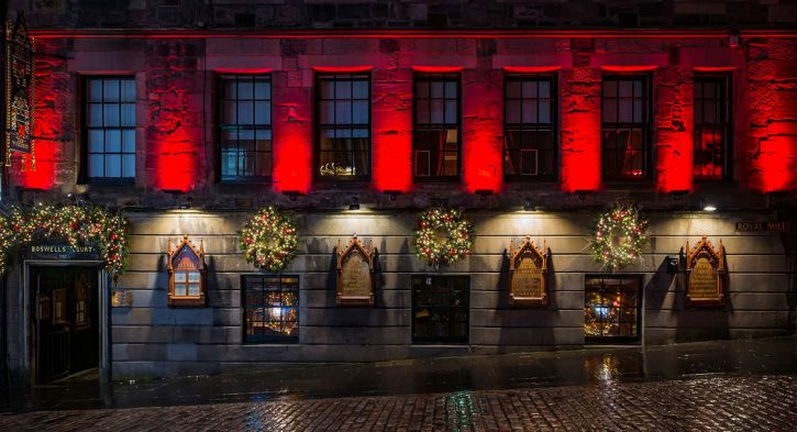 Edinburgh Photo Walks/Trover