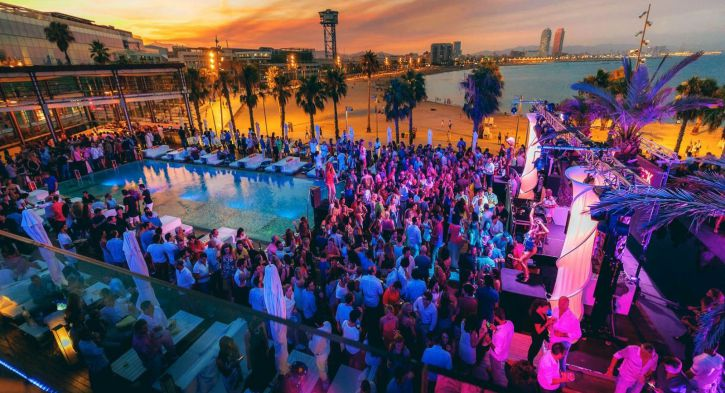 Top 10 Best Night Clubs in Barcelona