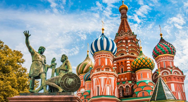 Top 10 Things to Do When Visiting Russia