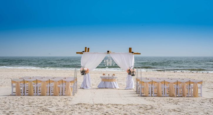 15 Top Destinations for a Beach Wedding