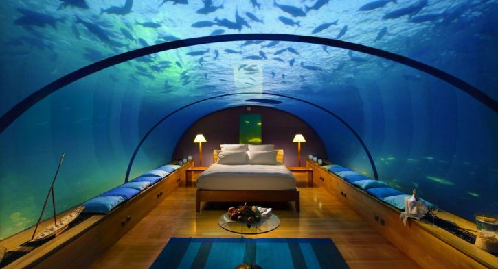 Top 8 Best Underwater Hotels in the World