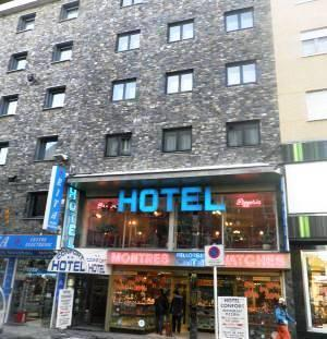 Hotel Confort Pas de la Casa