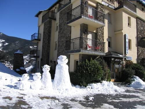 Hotel La Burna Panoramic