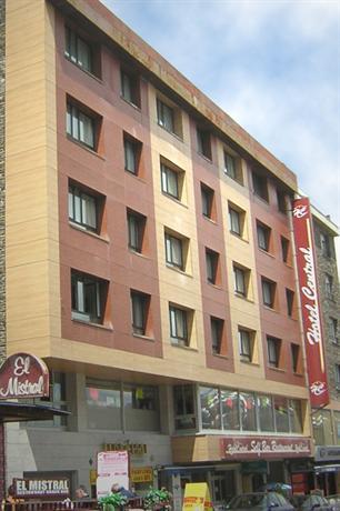 Central Hotel Pas de la Casa