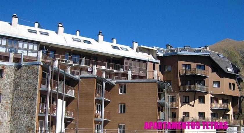 Apartamentos Gran Tetras