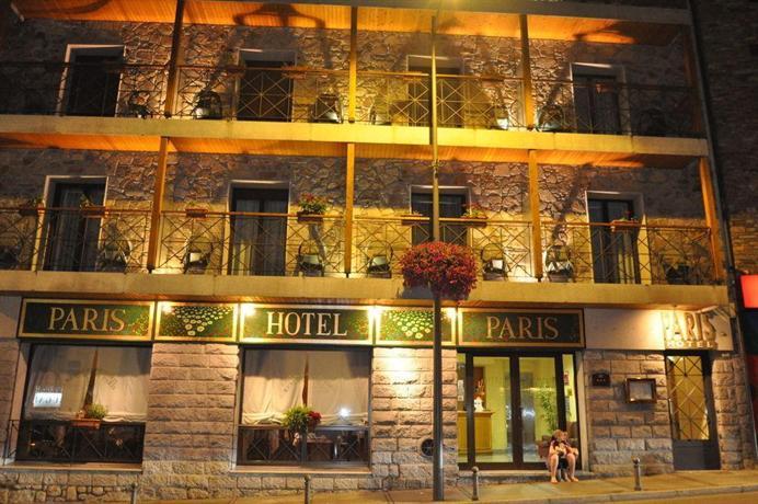 Hotel Paris Encamp