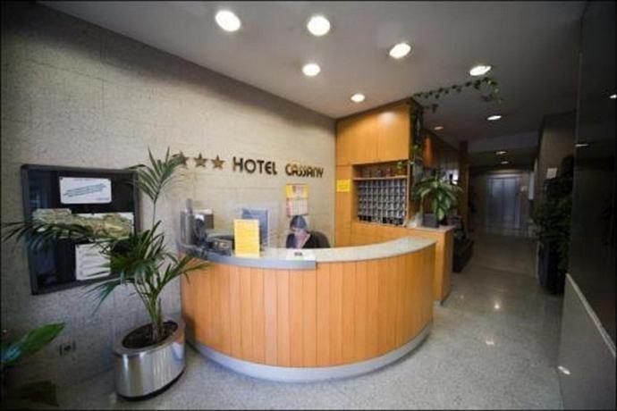 Andorra LA Vella/Cassany Hotel
