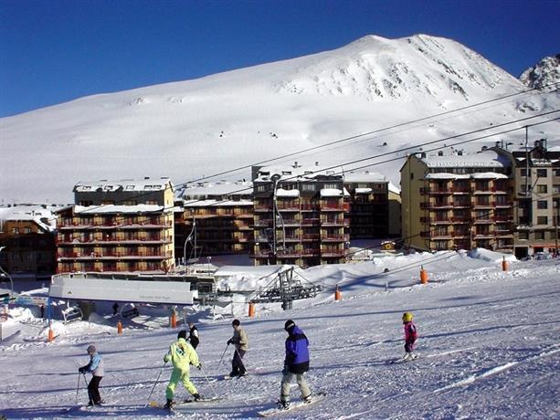Paradis Blanc Apartments