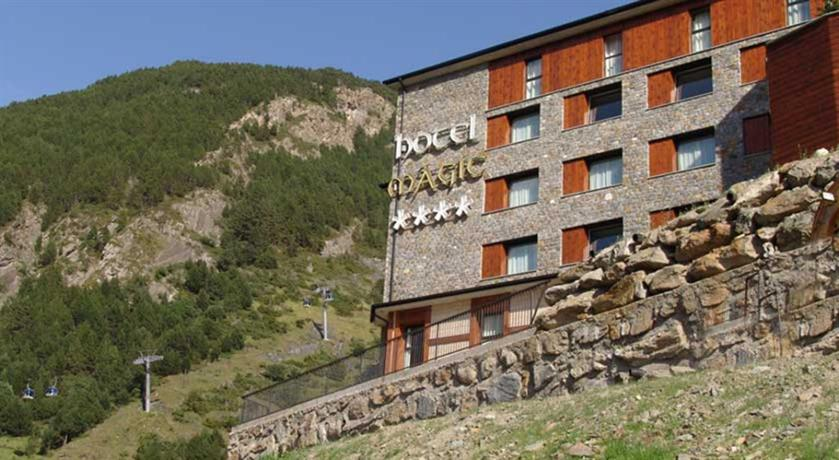 Apartamentos Magic Canillo 4