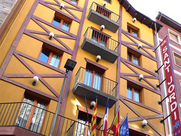 Hotel Sant Jordi Andorra la Vella
