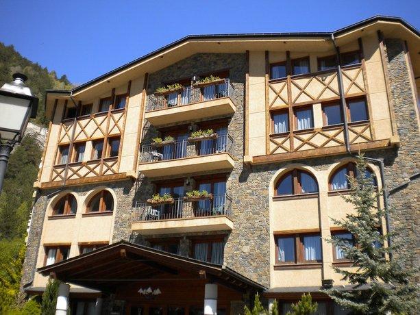 Hotel Xalet Verdu