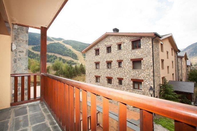 Apartaments Les Terrasses del Tarter