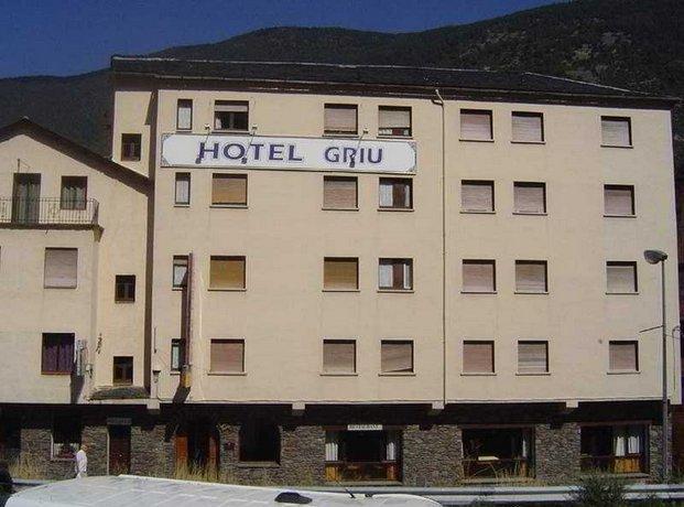 Hotel Griu Andorra
