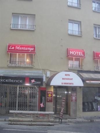 Hotel La Muntanya Pas de la Casa