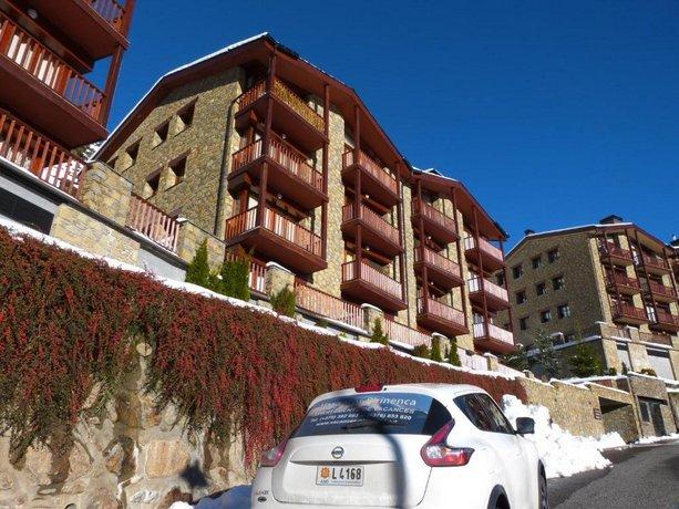 Terrasses- Vacances Pirinenca