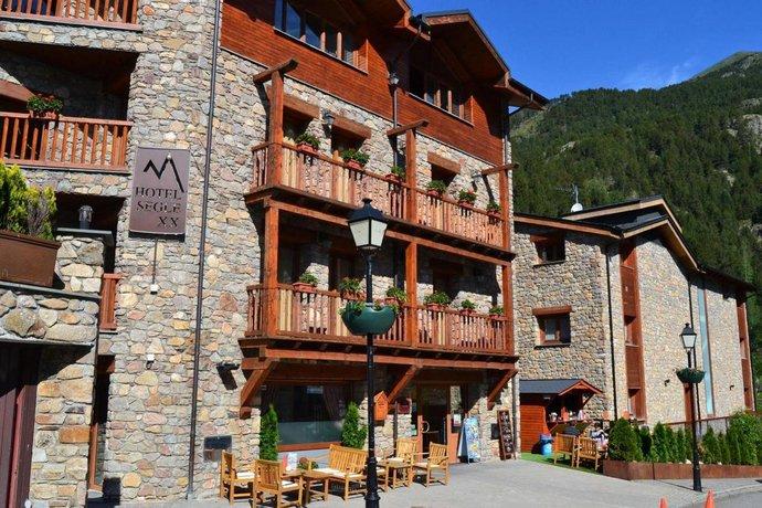 Hotel Segle XX Ransol