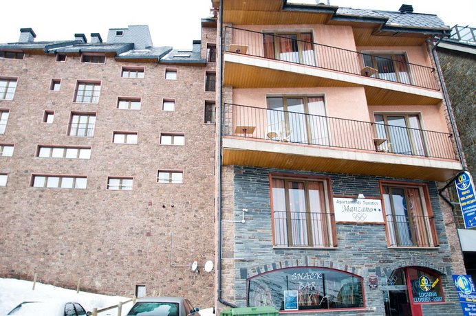 Apartaments Turistics Manzano