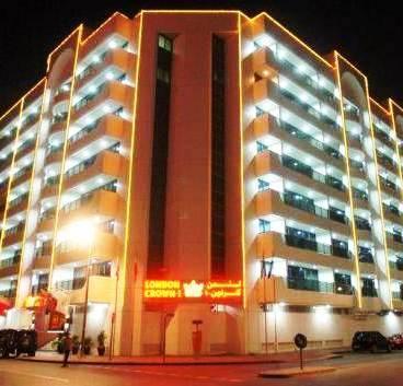 London Crown 1 Hotel Apartments Dubai
