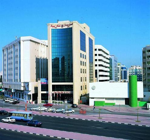 Regal Plaza Hotel Dubai