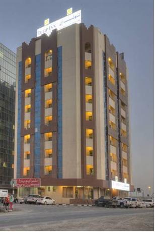 Tulip Inn Hotel Apartment Ajman