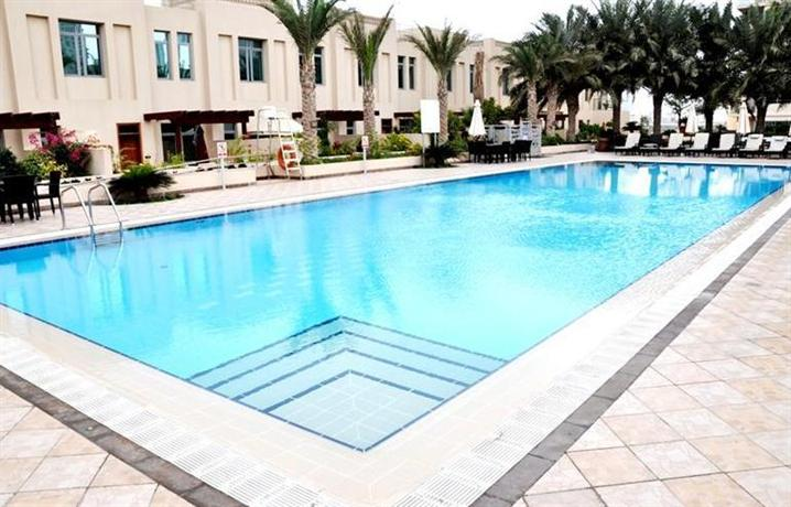 Dubai Apartments - The Greens - Golf Tower