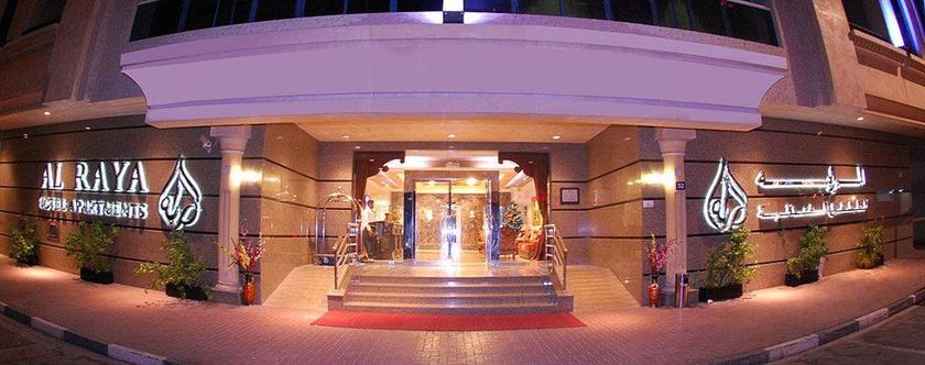 Al Raya Hotel Apartments Dubai