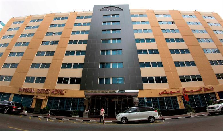 Imperial Suites Hotel Dubai