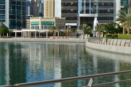 Dubai Apartments - Jumeirah Lake Towers - Goldcrest