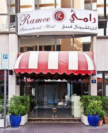 Ramee International Hotel Dubai