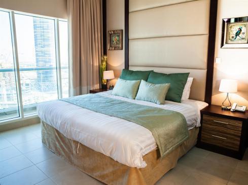 Keys Please Holiday Homes - Burj Al Nojoom Tower - Downtown
