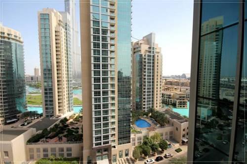 Dubai Apartments - Down Town - Boulevard Central