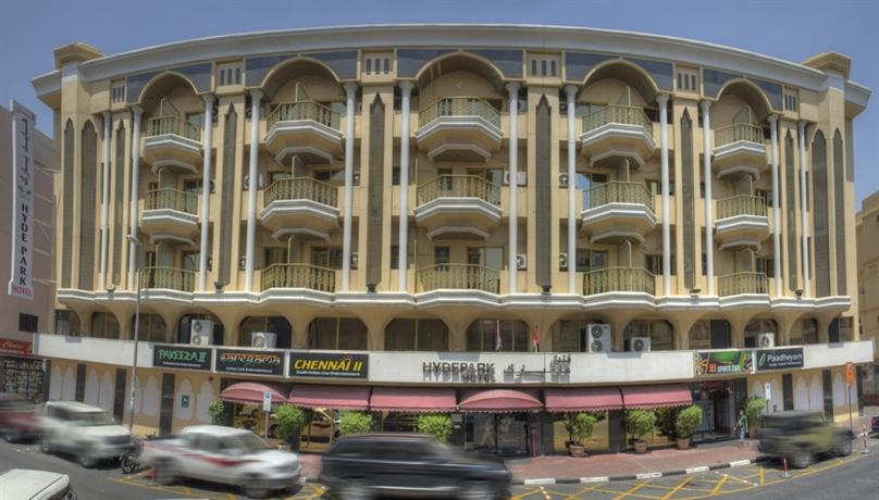 Hyde Park Hotel Dubai