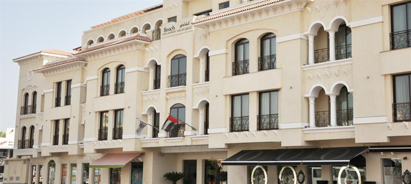Beach Hotel Apartment Dubai