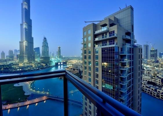 Burj Khalifa View 2 BR Downtown 93759