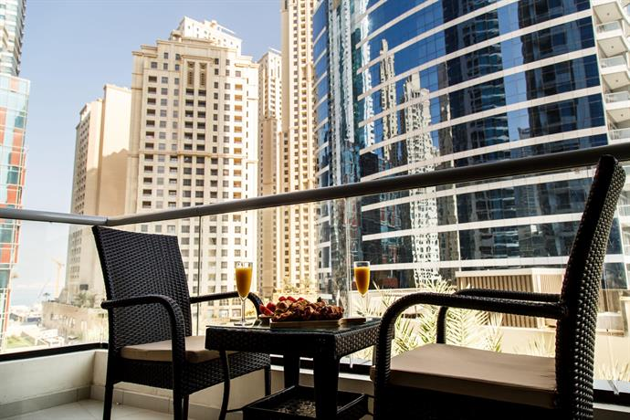 One Bedroom Apartment - Bay Central Tower