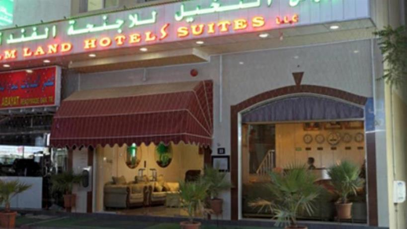 Palm Land Hotel Apartments