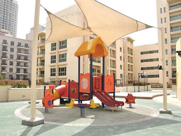 Dubai Apartments - The Greens - Al Dhafrah