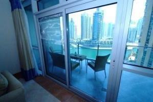 Marina Terrace Tower/Dubai Marina 1 BR Luxury Apt Marina View -