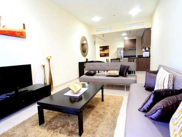 Dubai Apartments - Elite Residences Beautiful Furnished One BR Apartment
