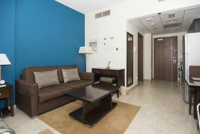 Fully Furnished Studio in JVT