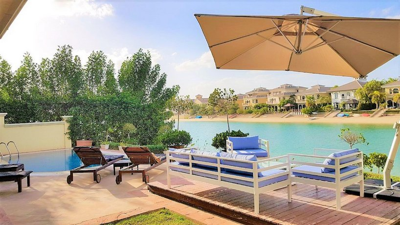 Short Booking - Luxury Albergo Villa Palm Jumeirah