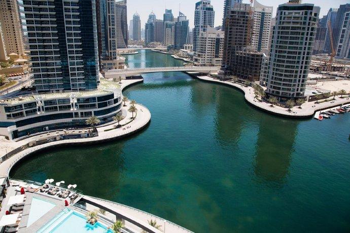 Apt With Amazing Views Of Dubai Marina Skyline