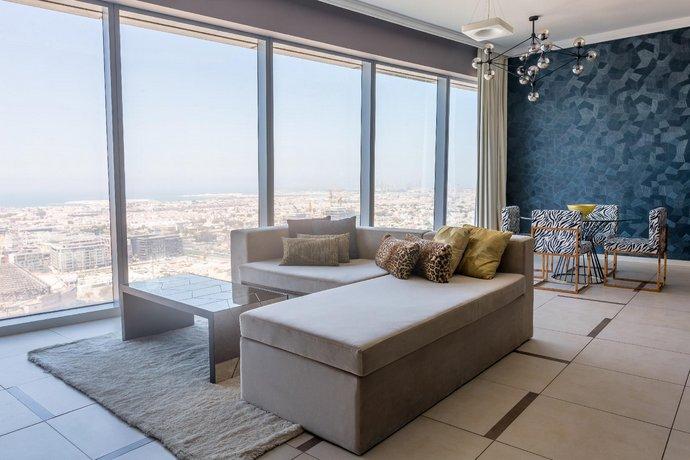 Dream Inn - 1 Bedroom Apartment Downtown Dubai