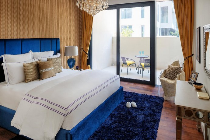 Dream Inn - City Walk 3 Bed Cozy Apartment