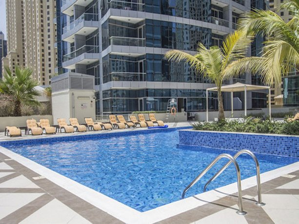 Dubai Apartments - Bay Central Amazing Studio In Dubai Marina
