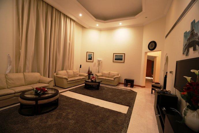 Attractive 4 Bedroom Villa in The Palm Jumeirah