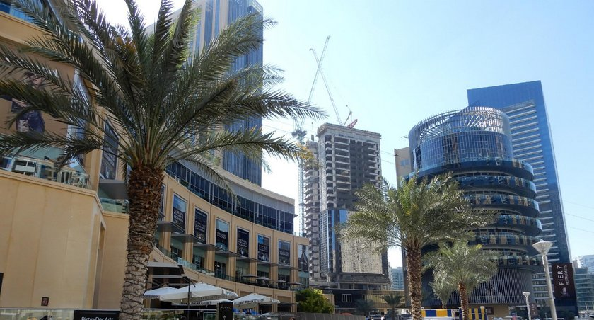 Nice big 1BR Apartment-Perfect location in Marina