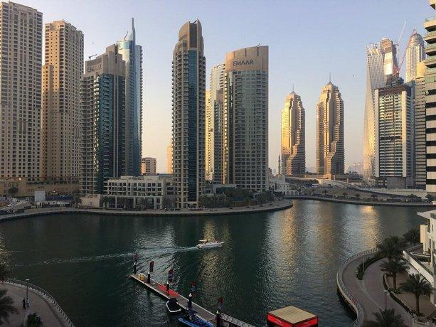 Great Location & Views Studio in Dubai Marina