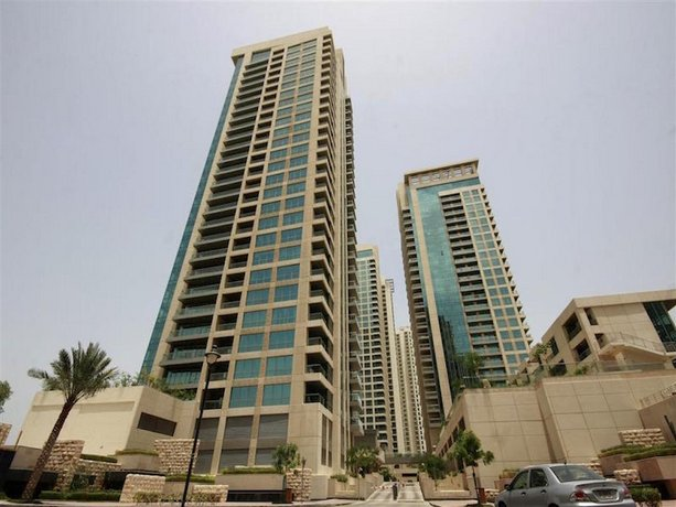 Secluded 1 Bedroom Apartment in Golf Tower The Views